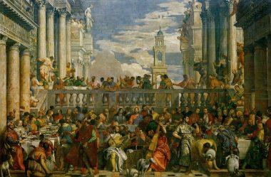 As Bodas de Caná de Veronese