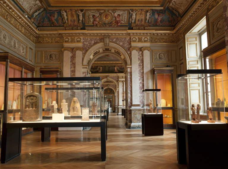 História do Louvre