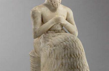 Estátua de Ebih-Il nu-banda