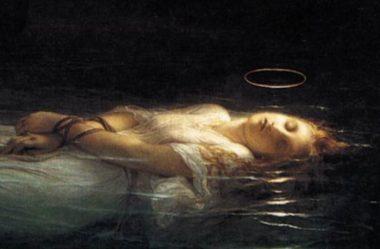 A Jovem Mártir de Paul Delaroche