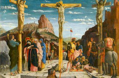 """La Crucifixion"" – Análise iconográfica da obra de Mantegna"