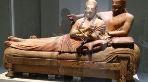 Sarcófago dos esposos de Cerveteri