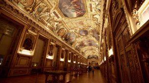 Galeria de Apolo, história e segredos
