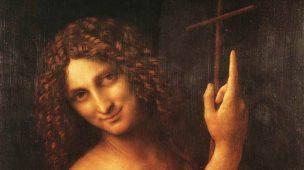 São João Batista de Leonardo da Vinci