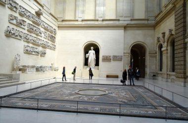 Cour du Sphinx