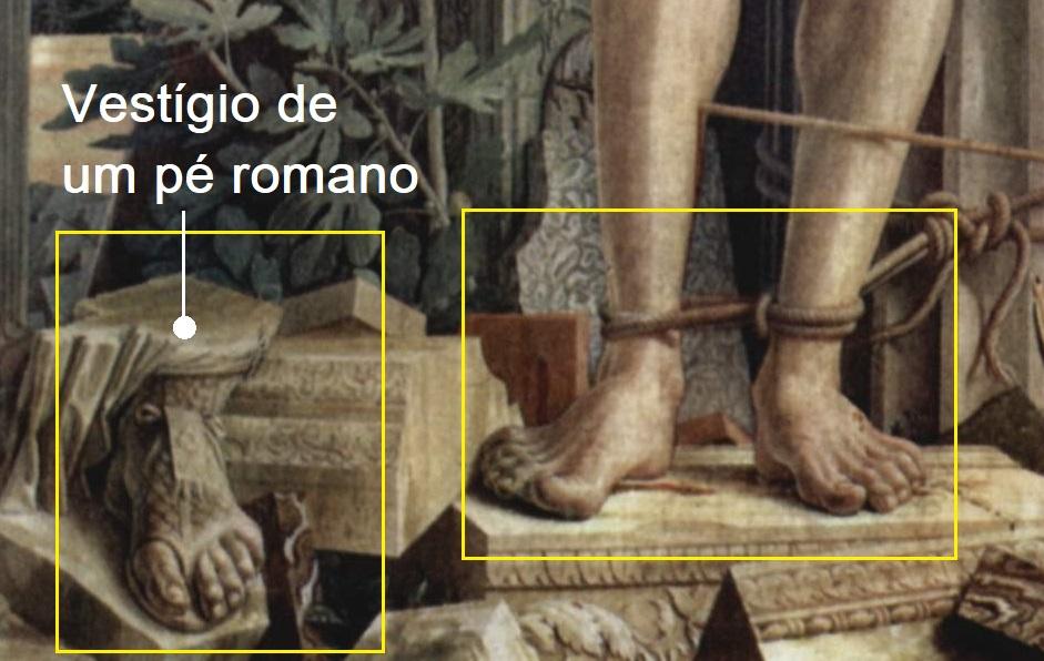 São Sebastião, de Andrea Mantegna