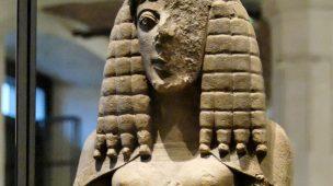 Dama de Pedra ou Dama de Auxerre